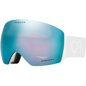 Oakley Flight Deck Snow Goggle Factory Pilot Whiteout/Prizm Sapphire Iridium